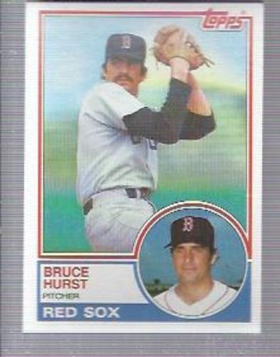 Photo of 1983 Topps #82 Bruce Hurst