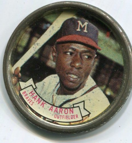 Photo of 1964 Topps Coins #83 Hank Aaron