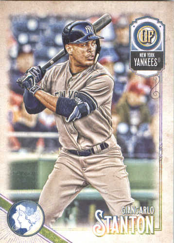Photo of 2018 Topps Gypsy Queen #224 Giancarlo Stanton