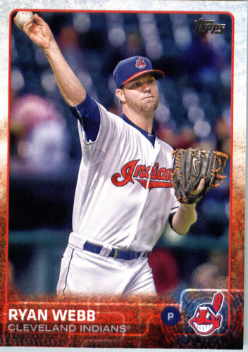Photo of 2015 Topps Update #US327 Ryan Webb