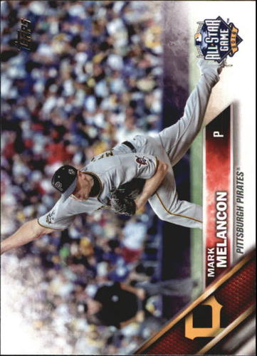 Photo of 2016 Topps Update #US278 Mark Melancon AS
