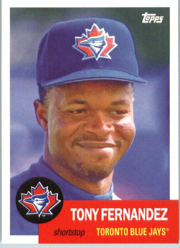 Photo of 2016 Topps Archives #16 Tony Fernandez