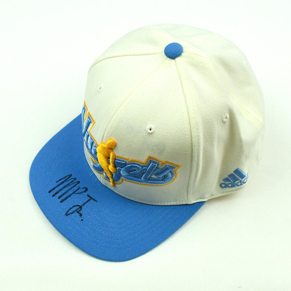 Michael Porter Jr. - Denver Nuggets - 2018 NBA Draft Class - Autographed Hat