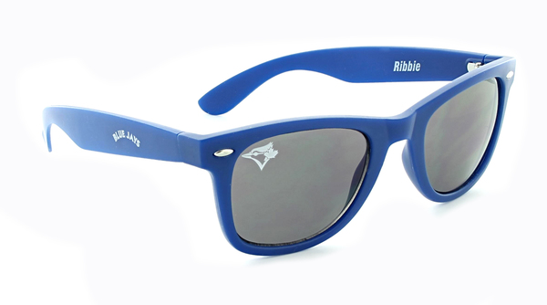Toronto Blue Jays Ribbie Wayfarer Sunglasses by Optic Nerve