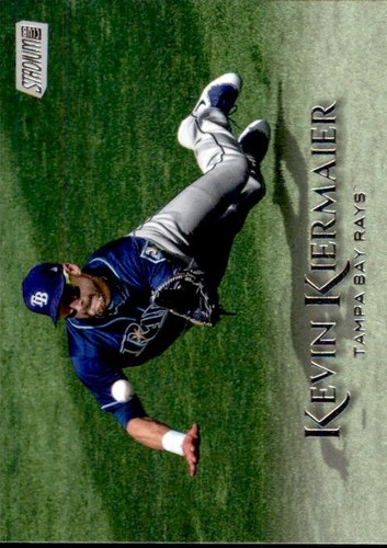 Photo of 2019 Stadium Club #287 Kevin Kiermaier