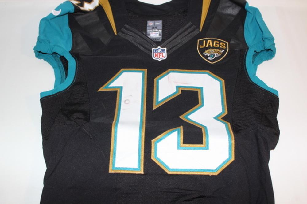 NFL Auction   NFL INTERNATIONAL SERIES - JAGUARS RASHAD GREENE ...
