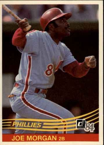 Photo of 1984 Donruss #355 Joe Morgan