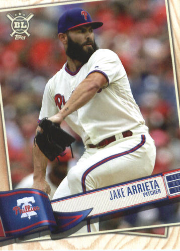 Photo of 2019 Topps Big League #88 Jake Arrieta