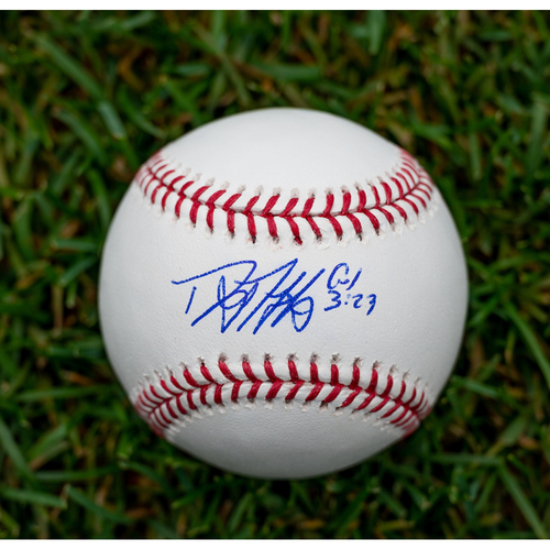 Photo of Royals Respond Charity Auction: Danny Duffy Autographed Baseball