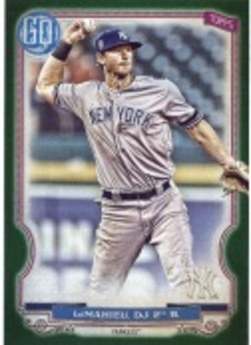 Photo of 2020 Topps Gypsy Queen Green #278 DJ LeMahieu
