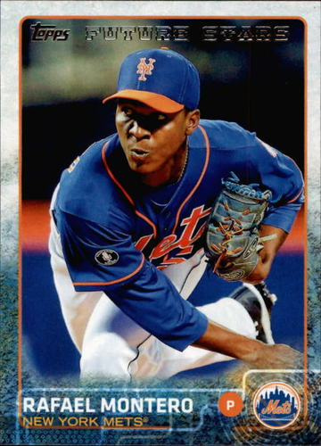 Photo of 2015 Topps #653 Rafael Montero FS