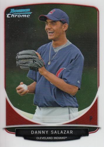 Photo of 2013 Bowman Chrome Prospects #BCP6 Danny Salazar