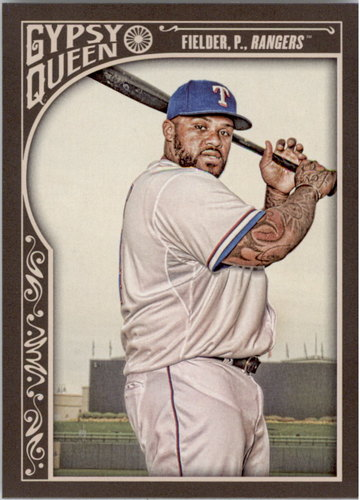 Photo of 2015 Topps Gypsy Queen #53 Prince Fielder