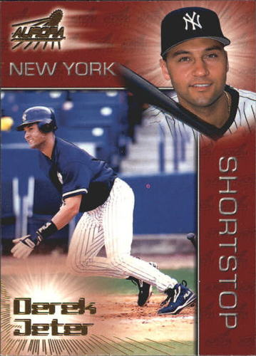 Photo of 1998 Aurora #58 Derek Jeter