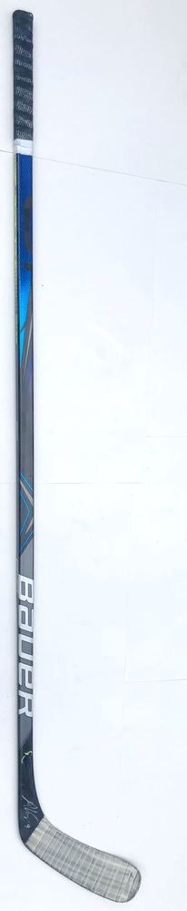 #9 Andrew Copp Game Used Stick - Autographed - Winnipeg Jets
