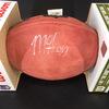 NFL - Browns Myles Garrett Signed Authentic Football