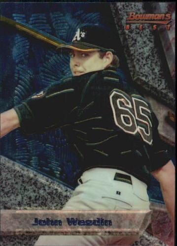 Photo of 1994 Bowman's Best #B49 John Wasdin RC