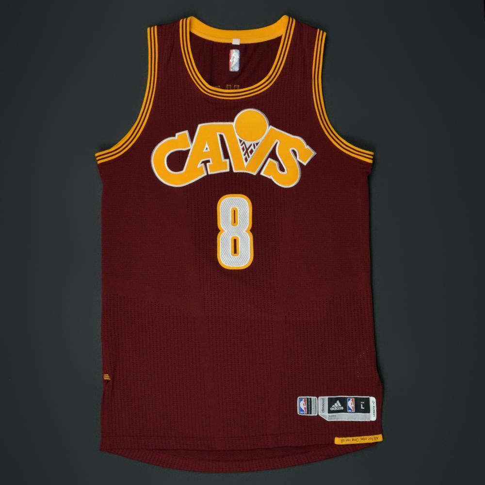new style e8636 37033 Matthew Dellavedova - Cleveland Cavaliers - Game-Worn ...