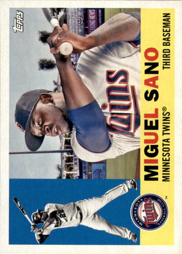 Photo of 2017 Topps Archives #33 Miguel Sano