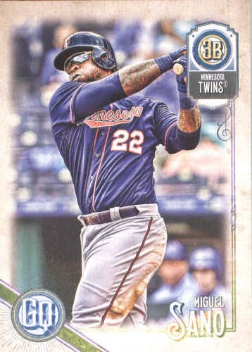 Photo of 2018 Topps Gypsy Queen #231 Miguel Sano