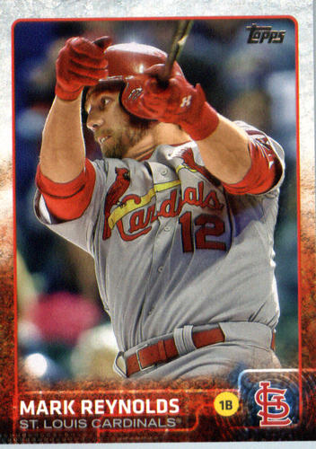 Photo of 2015 Topps Update #US333 Mark Reynolds