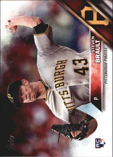 Photo of 2016 Topps Update #US59 Steven Brault RC