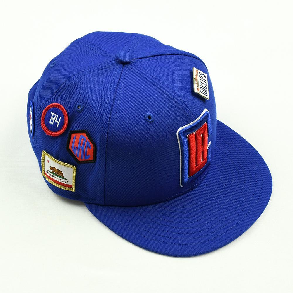 Jerome Robinson - Los Angeles Clippers - 2018 NBA Draft Class - Draft Night Photo-Shoot Worn Hat