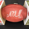 NFL - Browns Nick Chubb Signed Authentic Football