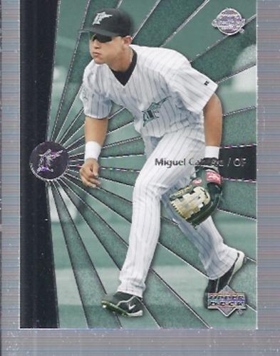Photo of 2004 Sweet Spot #58 Miguel Cabrera