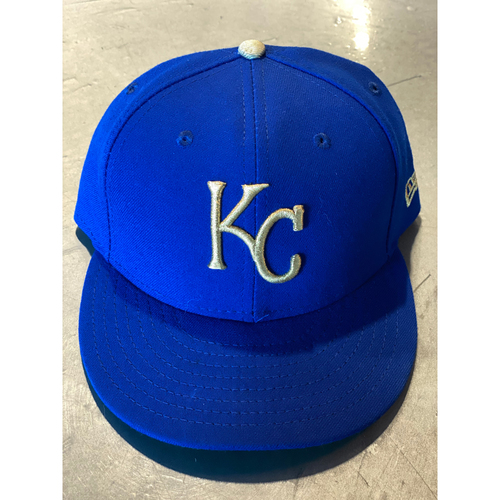 Game-Used Cap: Josh Staumont (Size 7 1/4 - MIN @ KC - 9/27/19)