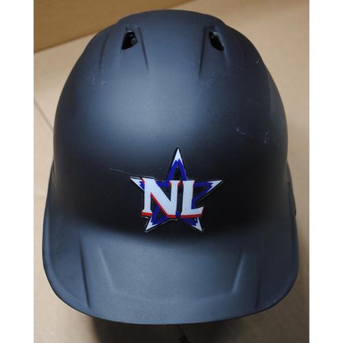 Photo of 2021 MLB All-Star Game -  Game-Used Batting Helmet - Justin Turner
