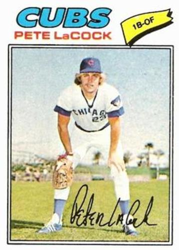 Photo of 1977 Topps #561 Pete LaCock