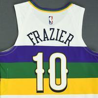 Tim Frazier - New Orleans Pelicans - Game-Worn City Edition Jersey - 2018-19 Season