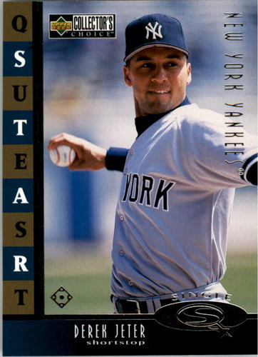 Photo of 1998 Collector's Choice StarQuest Single #6 Derek Jeter