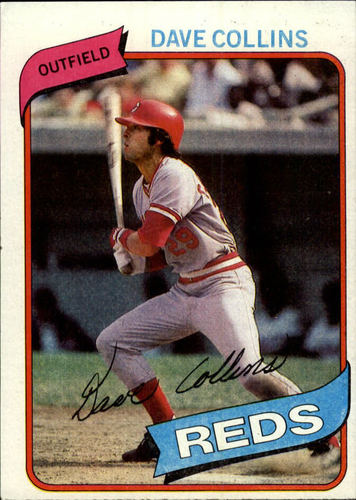 Photo of 1980 Topps #73 Dave Collins
