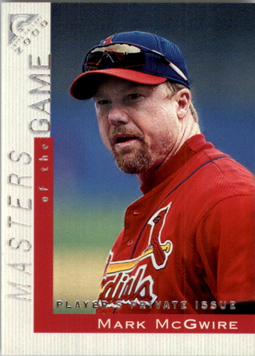 Photo of 2000 Topps Gallery Player's Private Issue #101 Mark McGwire MAS