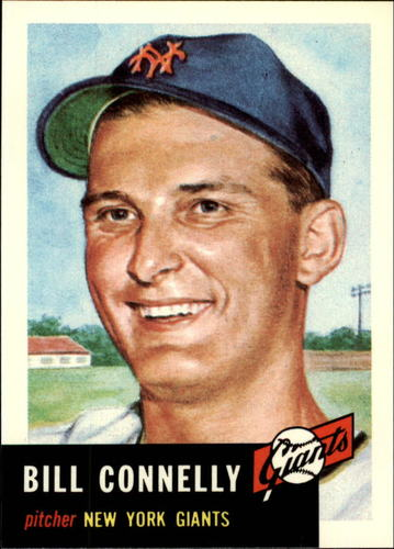Photo of 1991 Topps Archives 1953 #126 Bill Connelly