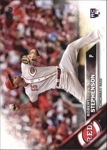 Photo of 2016 Topps Update #US216A Robert Stephenson RC