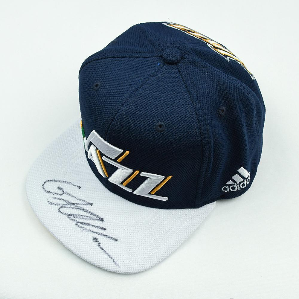 Grayson Allen - Utah Jazz - 2018 NBA Draft Class - Autographed Hat