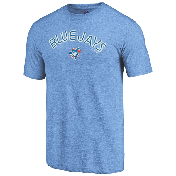 Toronto Blue Jays Cooperstown Series Sweep T-Shirt by Majestic