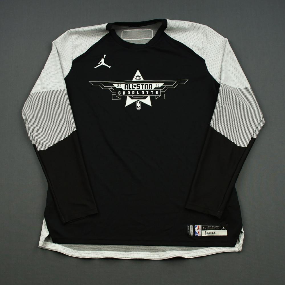 los angeles f9167 436e7 LeBron James - 2019 NBA All-Star Game - Team LeBron - Game ...