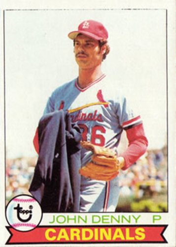 Photo of 1979 Topps #59 John Denny DP