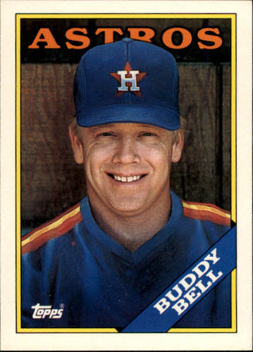 Photo of 1988 Topps Traded #13T Buddy Bell