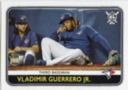 Photo of 2020 Topps Big League #141 Vladimir Guerrero Jr.