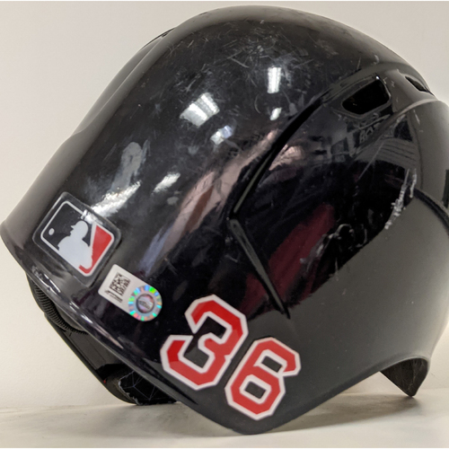Photo of Team Issued #36 Batting Helmet
