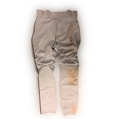 Photo of Game-Used Pants: Derek Dietrich - Size 34-42-35