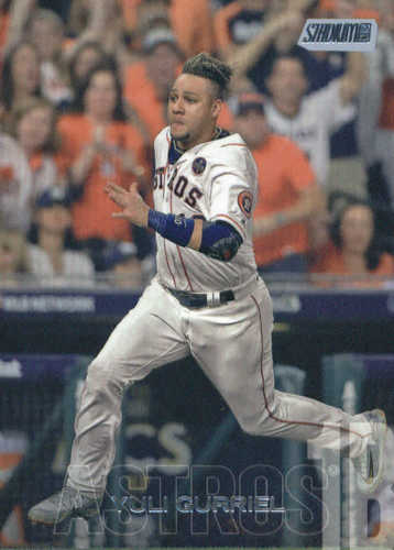 Photo of 2018 Stadium Club #277 Yuli Gurriel