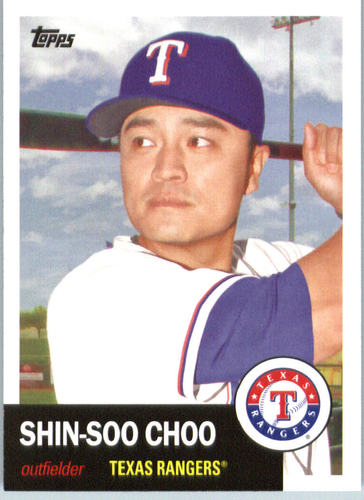 Photo of 2016 Topps Archives #34 Shin-Soo Choo