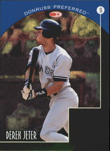 Photo of 1998 Donruss Preferred #9 Derek Jeter