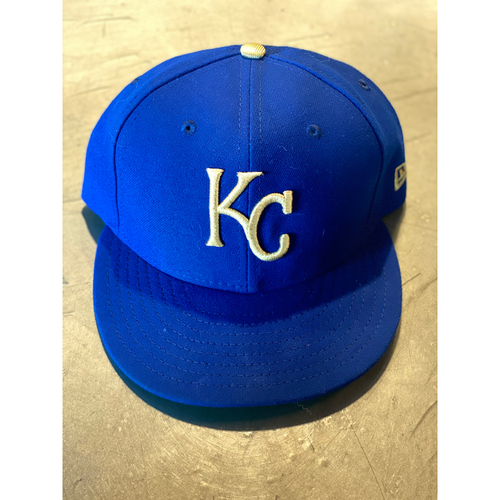 Game-Used Cap: Brad Keller (Size 7 1/4 - MIN @ KC - 9/27/19)